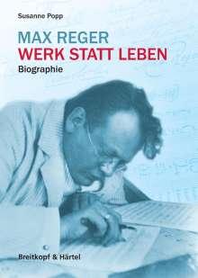 Max Reger - Werk statt Leben, Buch