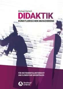 Didaktik künstlerischen Musizierens, Buch