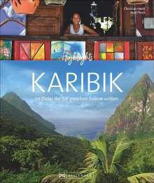 Axel Pinck: Highlights Karibik, Buch