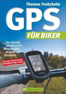 Thomas Froitzheim: GPS für Biker, Buch