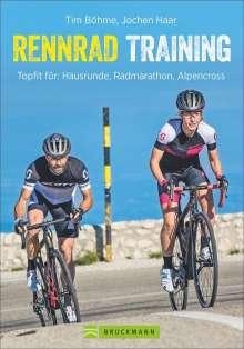 Tim Böhme: Rennrad-Training, Buch