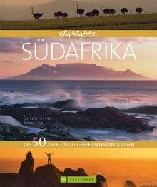 Clemens Emmler: Highlights Südafrika, Buch
