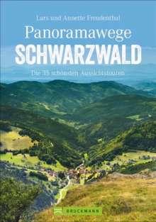Lars Und Annette Freudenthal: Panoramawege Schwarzwald, Buch