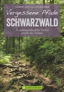 Lars Freudenthal: Vergessene Pfade Schwarzwald, Buch