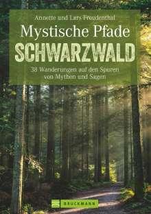 Lars Freudenthal: Mystische Pfade Schwarzwald, Buch