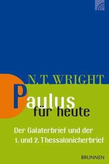 Nicholas Thomas Wright: Paulus für heute, Buch