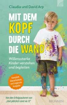 David Arp: Mit dem Kopf durch die Wand, Buch