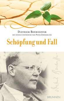 Dietrich Bonhoeffer: Schöpfung und Fall, Buch