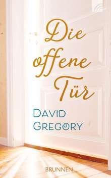 David Gregory: Die offene Tür, Buch