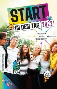Start in den Tag 2022, Buch