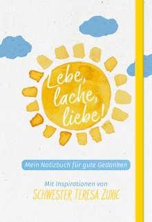 Teresa Zukic: Lebe, lache, liebe!, Diverse