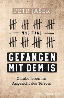 Petr Jasek: Gefangen mit dem IS, Buch