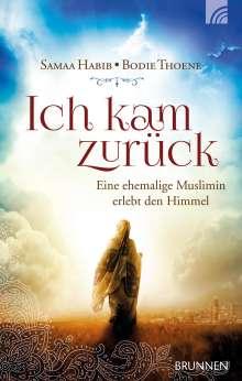 Samaa Habib: Ich kam zurück, Buch