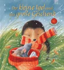 M. Christina Butler: Der kleine Igel und das grosse Geschenk, Buch