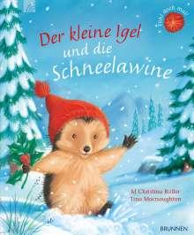 M Christina Butler: Der kleine Igel und die Schneelawine, Buch