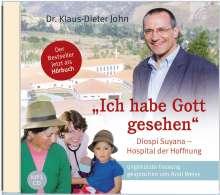 """Klaus-Dieter John: """"Ich habe Gott gesehen"""", MP3-CD"""