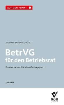 BetrVG für den Betriebsrat, Buch