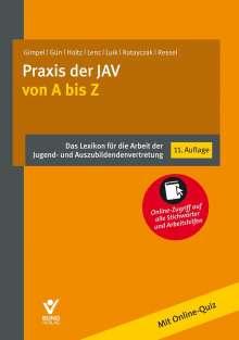 Daniel Gimpel: Praxis der JAV von A bis Z, Buch