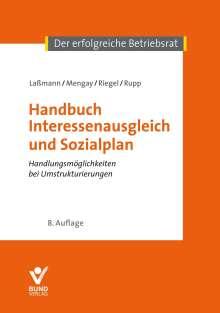 Nikolai Laßmann: Handbuch Interessenausgleich und Sozialplan, Buch