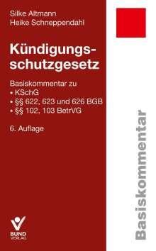 Silke Altmann: Kündigungsschutzgesetz, Buch