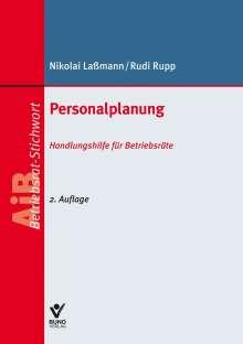 Nikolai Laßmann: Personalplanung, Buch