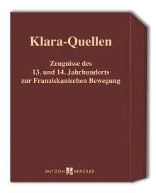 Klara-Quellen, Buch