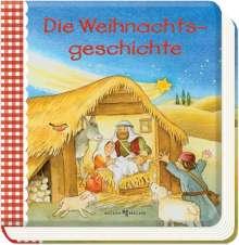 Vera Marquardt: Die Weihnachtsgeschichte, Buch
