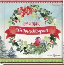 Tanja Sassor: Ein kleiner Weihnachtsgruß, Buch