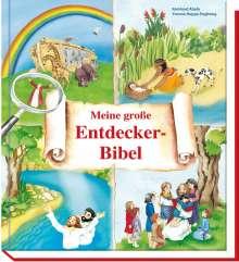 Reinhard Abeln: Meine große Entdecker-Bibel, Buch