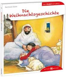 Reinhard Abeln: Die Weihnachtsgeschichte den Kindern erzählt, Buch