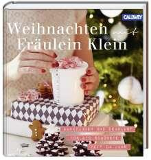 Yvonne Bauer: Weihnachten mit Fräulein Klein, Buch