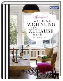 Stefanie Luxat: Wie eine Wohnung ein Zuhause wird, Buch