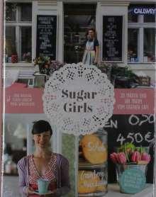 Jana Henschel: Sugar Girls, Buch