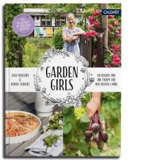 Jana Henschel: Garden Girls, Buch