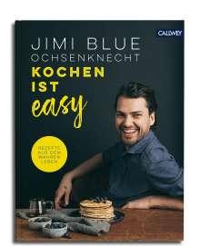 Jimi Blue Ochsenknecht: Kochen ist easy, Buch