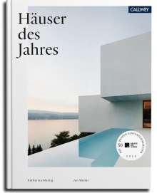 Katharina Matzig: Häuser des Jahres, Buch