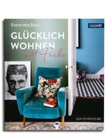 Joa Studholme: Glücklich wohnen mit Farbe, Buch