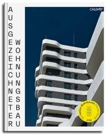 Cornelia Dörries: Ausgezeichneter Wohnungsbau, Buch