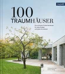 Wolfgang Bachmann: 100 Traumhäuser, Buch