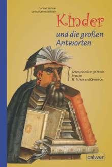 Larissa Carina Seelbach: Kinder und die großen Antworten, Buch