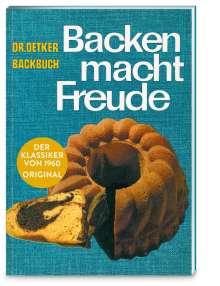 Backen macht Freude - Reprint 1960, Buch