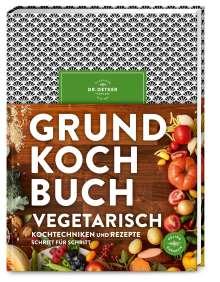 Grundkochbuch Vegetarisch, Buch