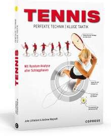John Littleford: Tennis - Perfekte Technik, kluge Taktik, Buch