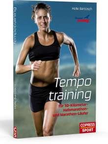 Holle Bartosch: Tempotraining, Buch