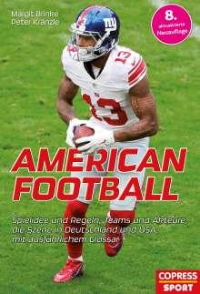 Margit Brinke: American Football, Buch
