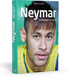 Omar Gisler: Neymar, Buch