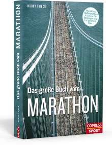 Hubert Beck: Das große Buch vom Marathon, Buch