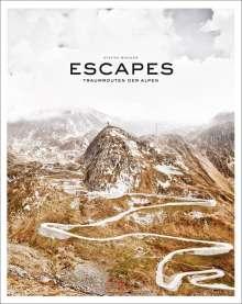 Stefan Bogner: Escapes, Buch