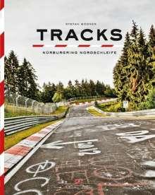 Stefan Bogner: Tracks, Buch