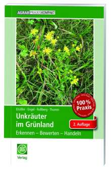 Martin Elsäßer: Unkräuter im Grünland, Buch